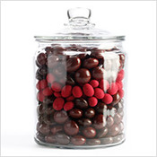 Chukar Cherries uses 250,000 pounds of cherries annually in its candies and other treats. The company dries them all over just a few weeks each summer.