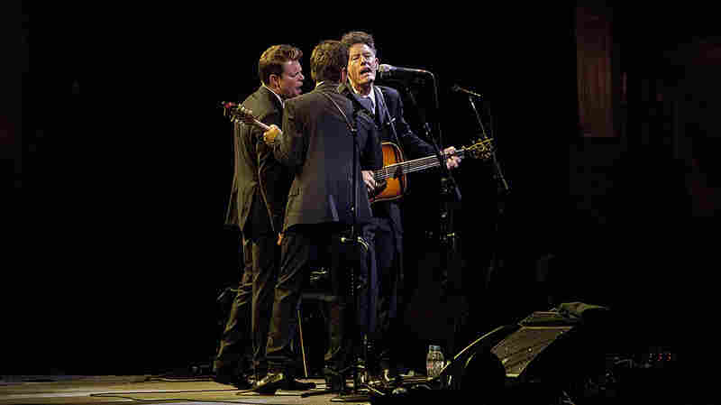Lyle Lovett live from Celebrate Brooklyn.