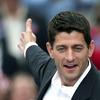 Rep. Paul Ryan, R-Wis., speaks Saturday in Norfolk, Va., after being named Mitt Romney's vice presidential running mate.