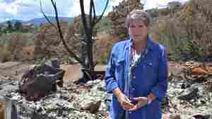 In Colorado Wildfires' Wake, Survivors Live In Limbo