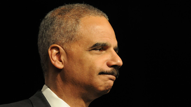 U.S. Attorney General Eric Holder. (Getty Images)