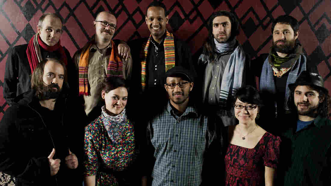 """The debut album from Boston group Debo Band honors and updates the sound of """"swinging Addis."""""""