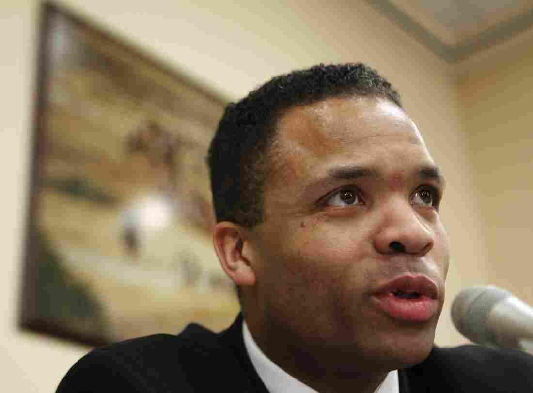 U.S. Rep. Jesse Jackson Jr.
