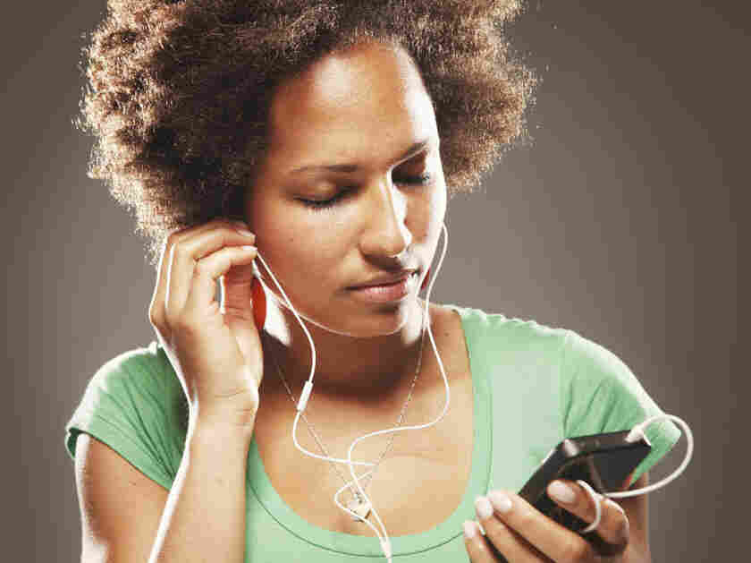 """The Songza app lets music lovers build playlists for almost any mood or situation, from """"Unwinding After a Long Day"""" to """"Cooking"""" or """"Eating Dinner."""""""