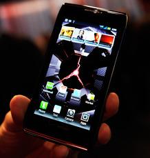 Motorola's Droid Razr Maxx.