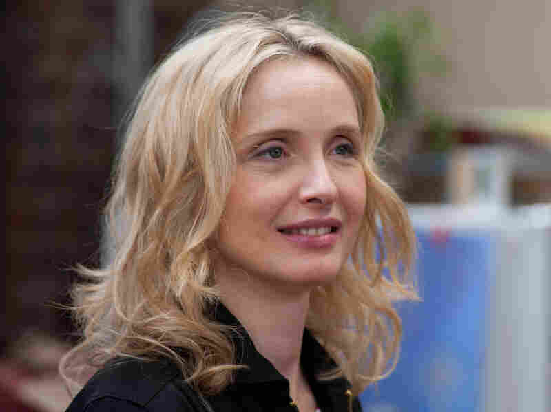 Julie Delpy stars in 2 Days in New York, which she also directed, produced and co-wrote.