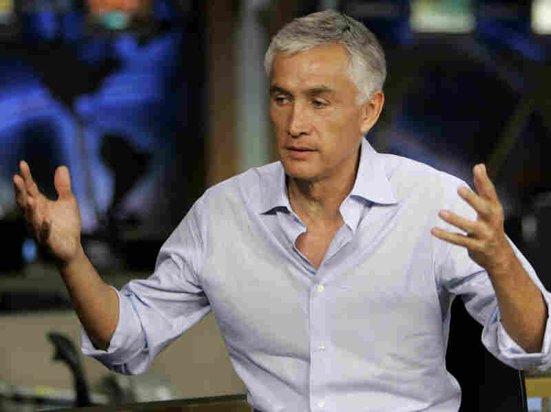 Millions of Americans rely on Univision anchor Jorge Ramos to tell them about the news, but his children aren't among them. Like many Latinos who've grown up in the U.S., they get their news in English.