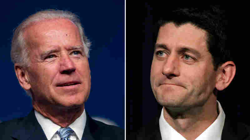 Tale Of The Tape: The VP And His Challenger