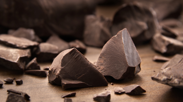 Dark chocolate — it's delicious, and it may be good for your blood pressure. (iStockphoto.com)