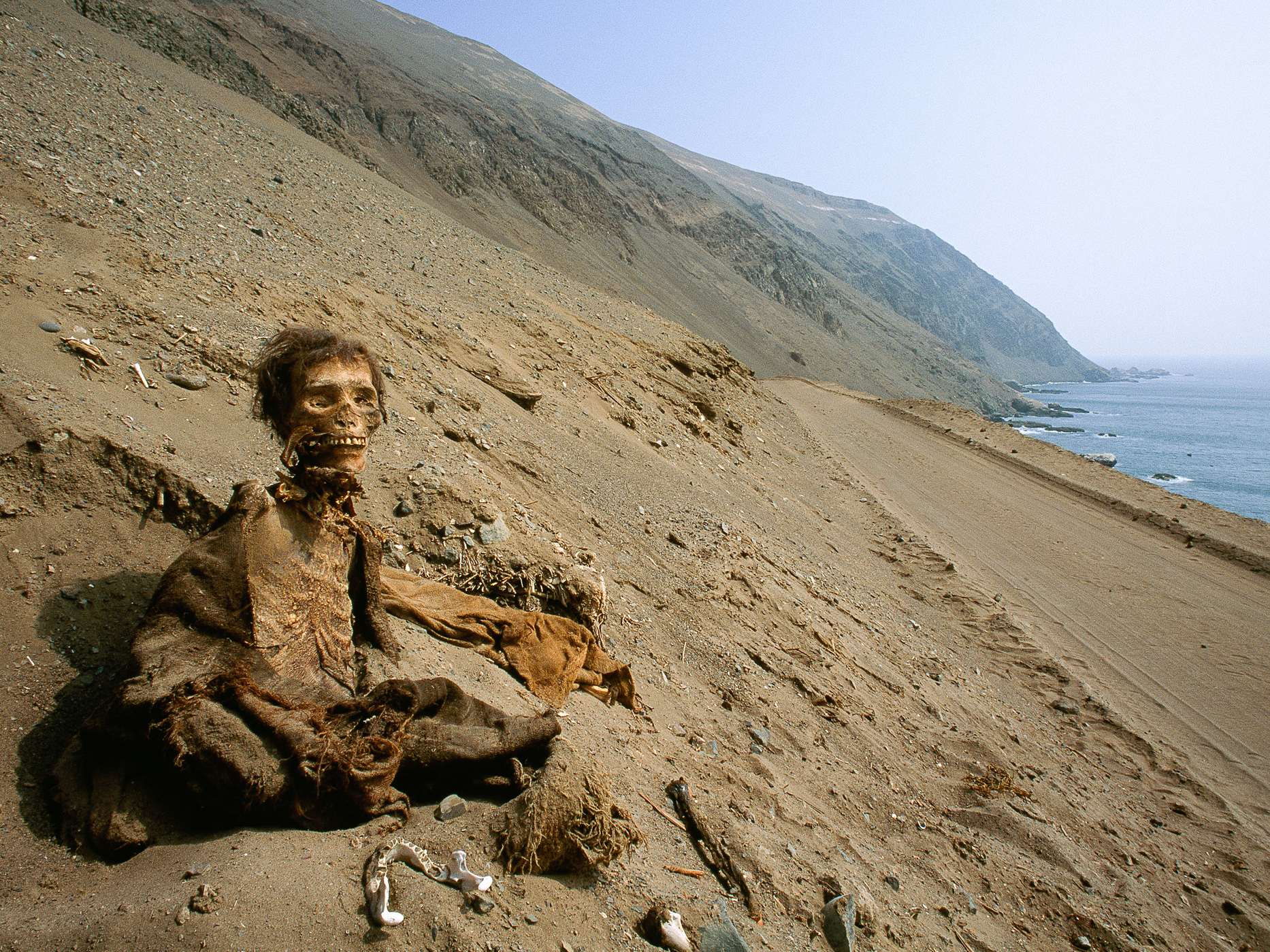 changing climate may have led to earliest mummies ncpr news