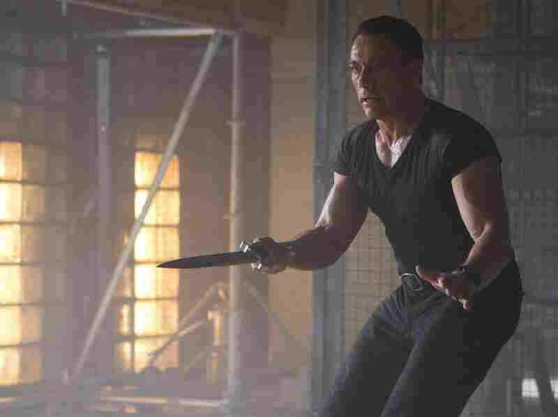 Jean-Claude Van Damme plays the aptly named Jean Vilain — he's the bad guy, see? — in the sequel to 2010's blockbuster hit.