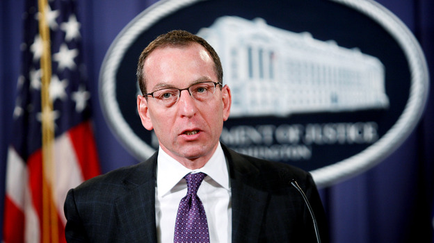 U.S. Assistant Attorney General Lanny Breuer says Charles Daum, a longtime lawyer, betrayed his profession. (Getty Images)