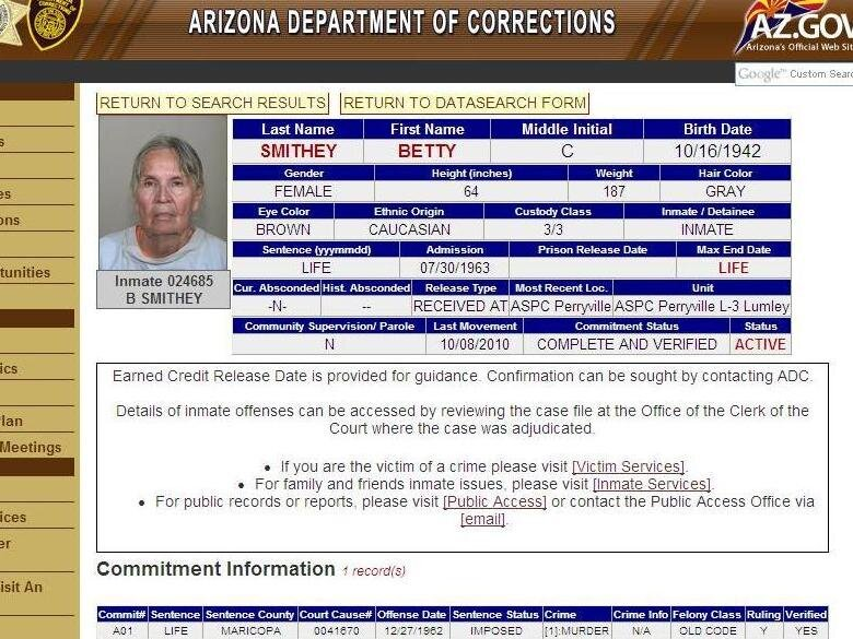 After 49 Years, Arizona Killer Freed From Prison