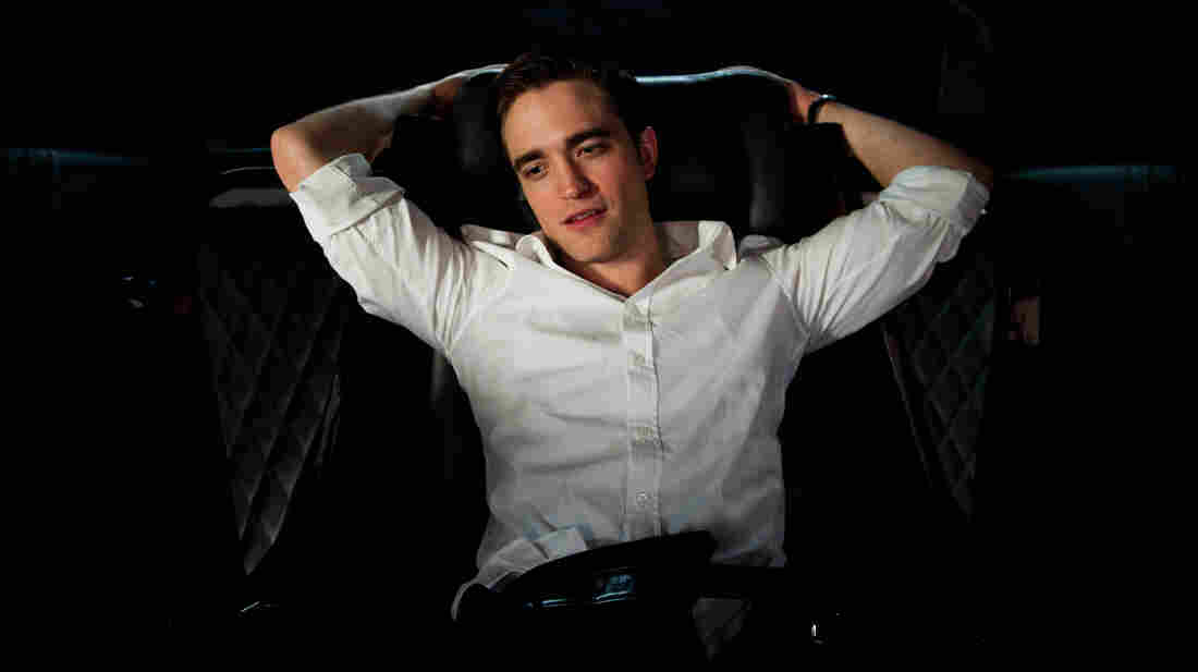 Robert Pattinson's weird, inhuman beauty is used to full effect as billionaire Eric Packer in David Cronenberg's Cosmopolis.