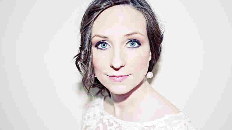 Scottish folk singer Julie Fowlis