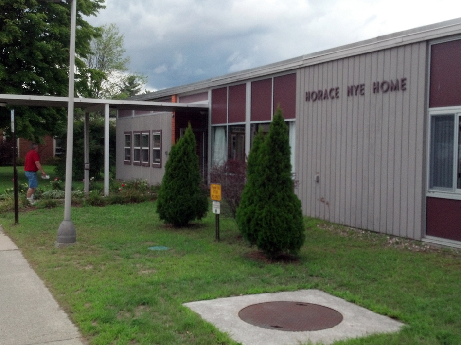 Horace Nye Nursing Home in Elizabethtown, N.Y., was sold in June, part of a wave of privatizations in rural counties across New York state.