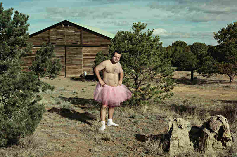 The Tutu Project was Bob Carey's way of coping with his wife's cancer.
