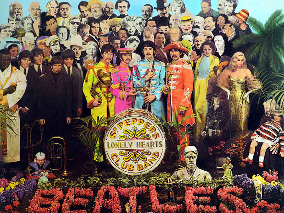 "Music by the Beatles appeared on many ""Six Songs of Me"" lists."