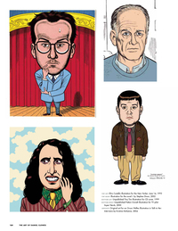 The Art of Daniel Clowes p.2