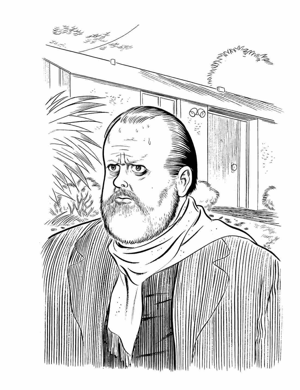 The Art of Daniel Clowes p.3