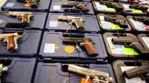 States Aren't Submitting Records To Gun Database