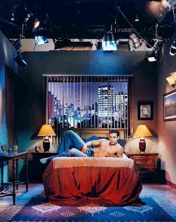 Daniel Cortes CEA, Televisa Acting School, 2004