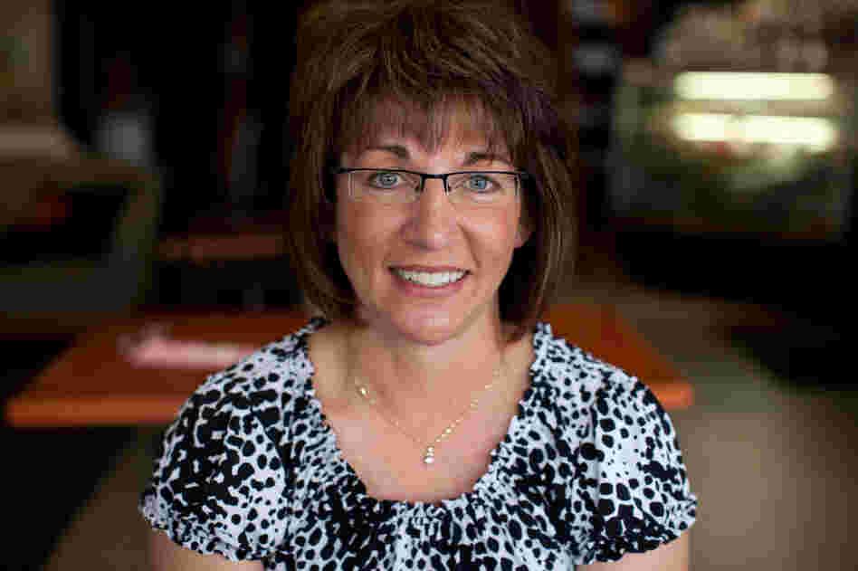 "Patti Clark-Stojke, a speech and language pathologist with the Appleton-area school district, says it's hard to find joy in what you do ""when you're frozen."""