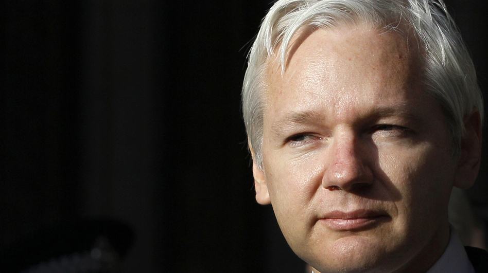 WikiLeaks founder Julian Assange. (AP)