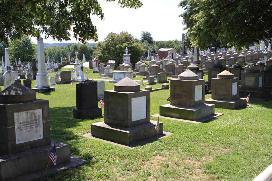 Congressional Cemetery was founded in 1807, when Washington, D.C., was a new town. The 35-acre historic burial ground is located in the Capitol Hill neighborhood, overlooking the Anacostia River.