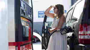 Drivers Wonder Where Price Of Gas Will Go Next