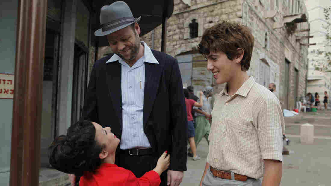 Sixteen-year-old Arik (Tuval Shafir) becomes an apprentice to Yankele Bride (Adir Miller), a matchmaker with eccentric practices. Among their clients is Sylvia (Bat-El Papura), a little person who runs the local cinema.