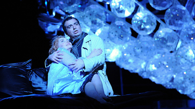 Can opera survive in an era of shrinking budgets and aging audiences? (AFP/Getty Images)