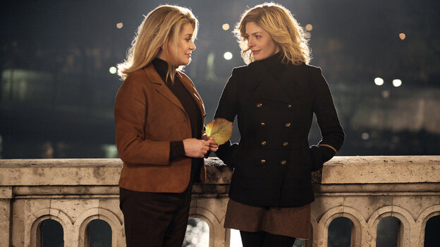 Catherine Deneuve and Chiara Mastroianni — mother and daughter in real life — portray two generations of
