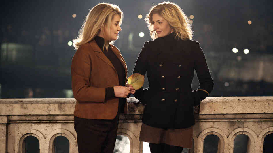 Catherine Deneuve and Chiara Mastroianni — mother and daughter in real life — portray two generations of romantics in Christophe Honore's second musical.