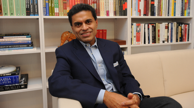 Fareed Zakaria. (AFP/Getty Images)