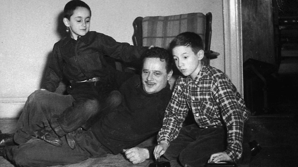 Andrea Echeverri: The Strange Story Of The Man Behind 'Strange Fruit' : NPR
