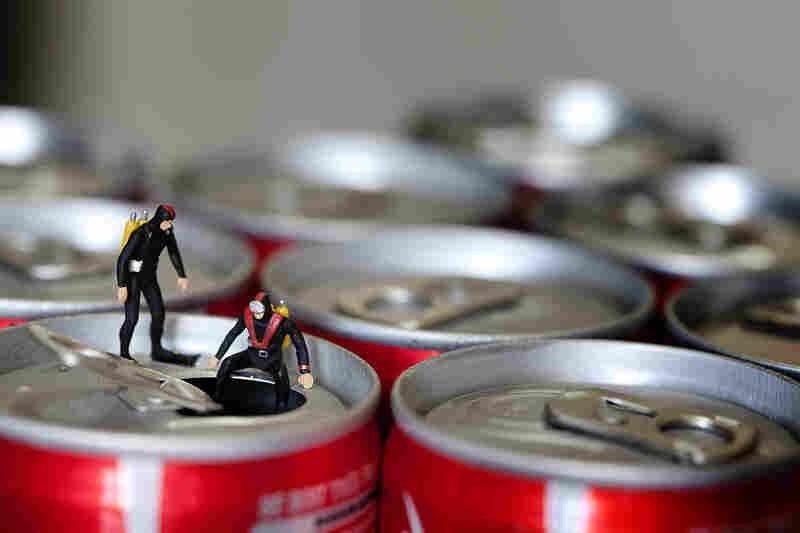 Coke divers