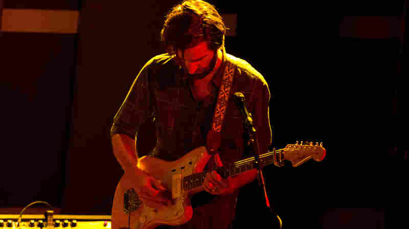Band of Horses performs songs from their new album Mirage Rock at World Cafe Live in Philadelphia.