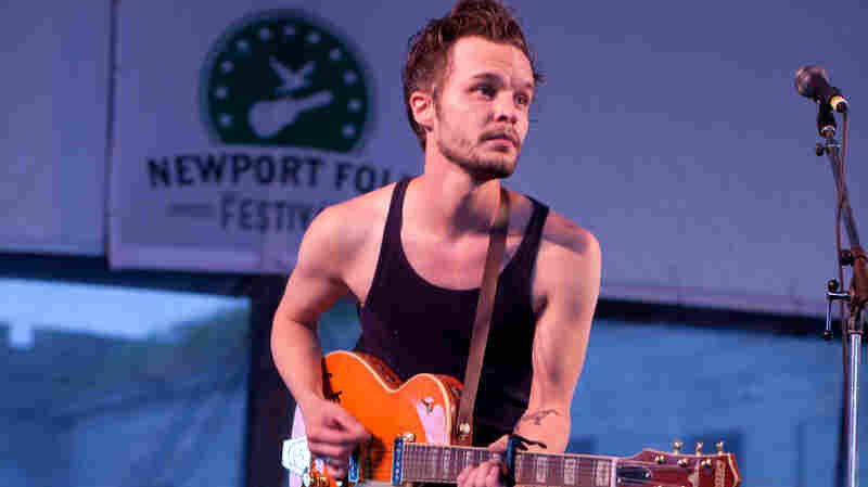 The Tallest Man On Earth, Live In Concert: Newport Folk 2012