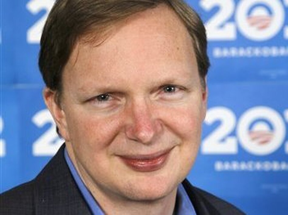Obama 2012 campaign manager Jim Messina. (AP)