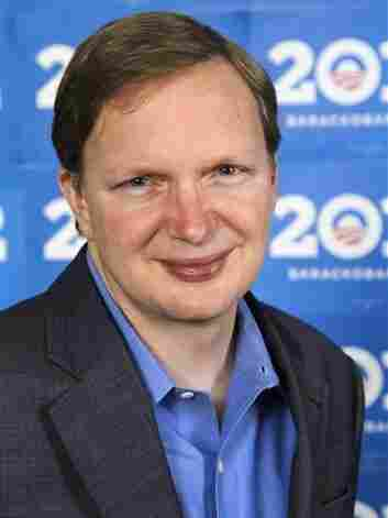 Obama 2012 campaign manager Jim Messina.