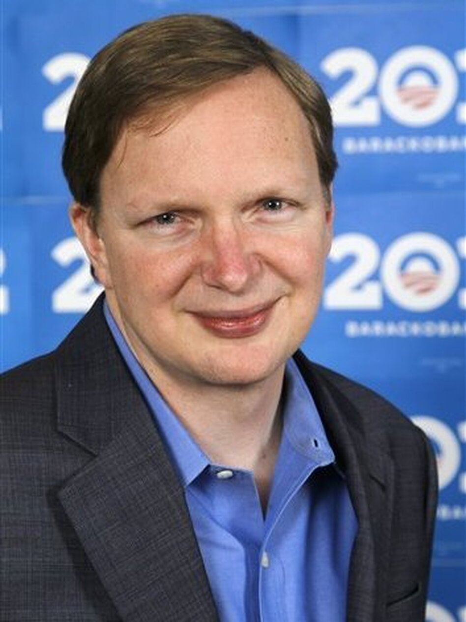 Obama 2012 campaign manager Jim Messina.