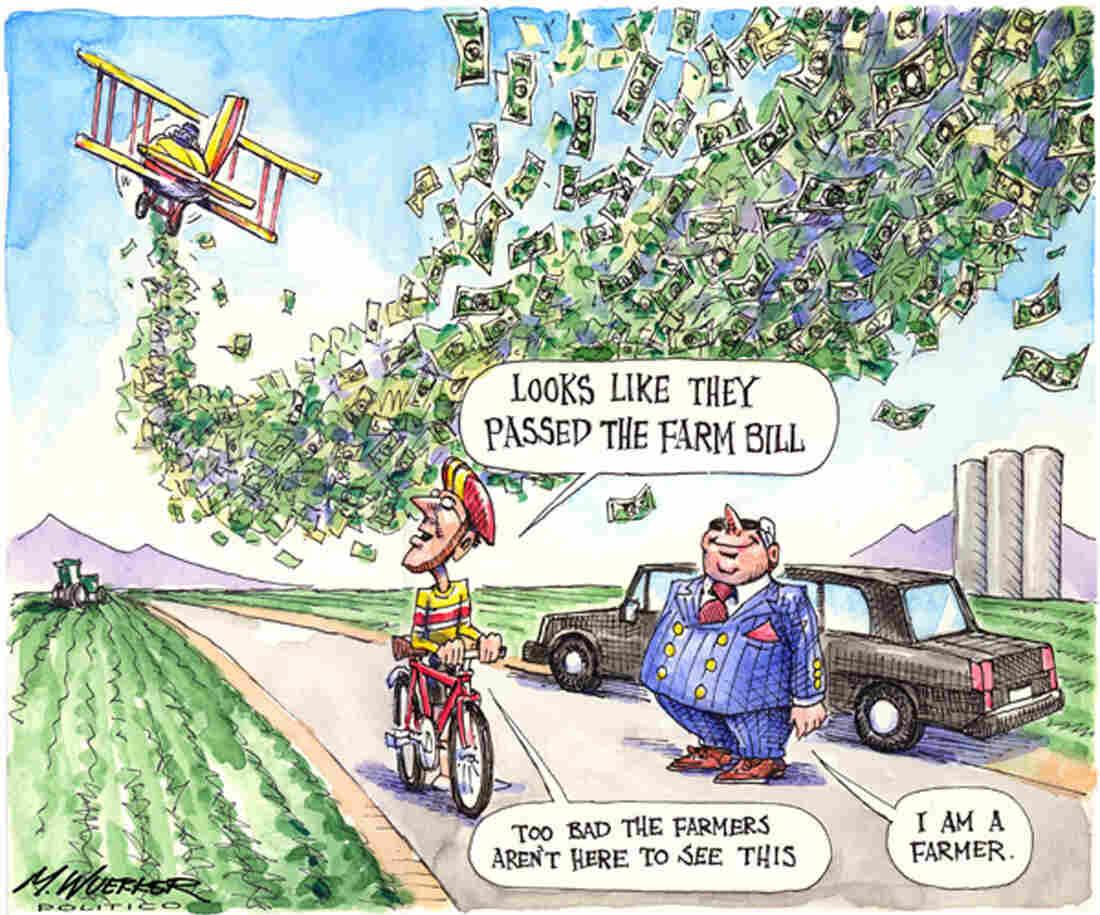 cartoonistgroup.com/ Matt Wuerker