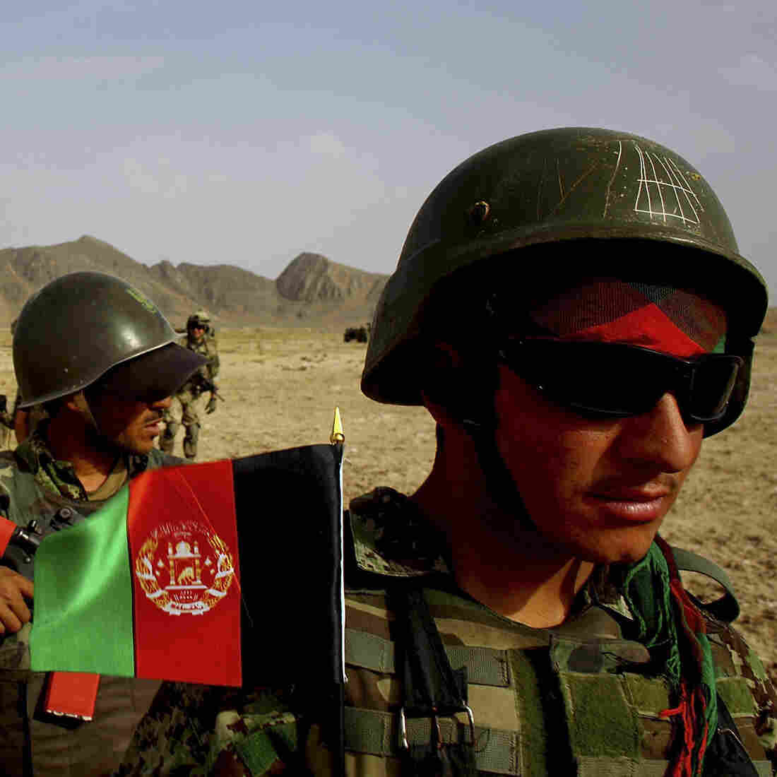 Afghan Attacks On Western Partners Rising Sharply