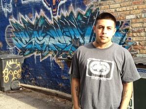 Elias Roman, 17, has been through Illinois