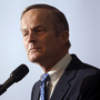 "Rep. Todd Akin, seen here in May 2011, said he ""misspoke"" when he said that pregnancy from rape is ""really rare."" The GOP congressman is challenging Sen. Claire McCaskill, D-Mo., in the race for the Senate seat."