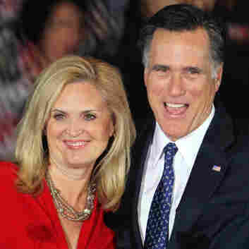 Ann Romney Adds Fire, Faith To Husband's Campaign