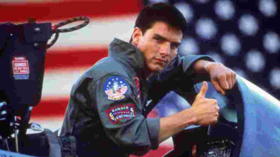 Tony Scott's breakout hit was Top Gun, a drama about fighter pilots in training, starring Tom Cruise.
