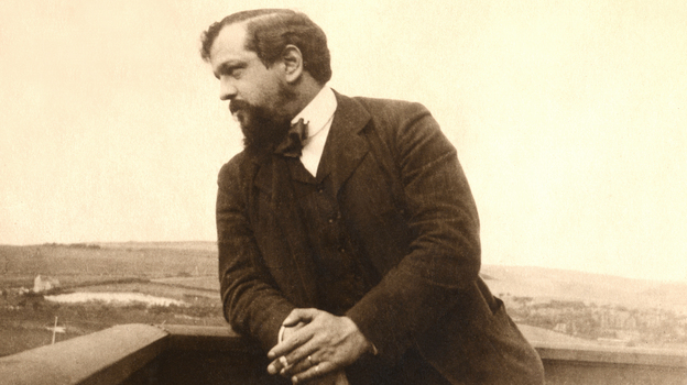Claude Debussy (1862-1918) ignored the old rules about how to write music and created a brave new world of sonic possibilities.  (Corbis)