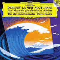 Pierre Boulez conducts Debussy.